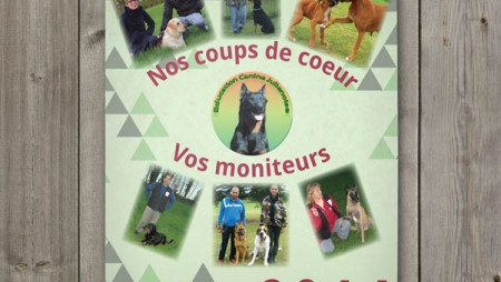 Calendrier Education Canine Juliénoise 2013