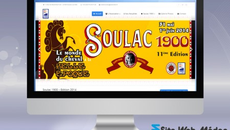Association Label Soulac : Refonte