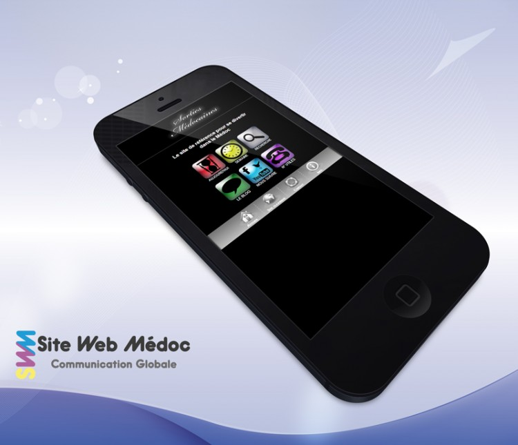 Sorties Médocaines : Version Mobile