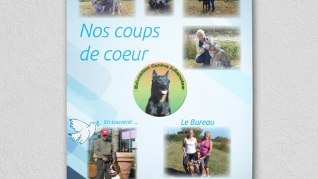 Calendrier Education Canine Juliénoise 2014