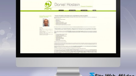 Daniel Hostein : Refonte