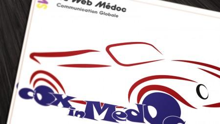 Logo Cox in Médoc 2015
