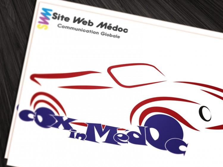 Cox in Médoc : Logo