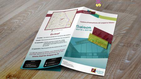 Mairie de Lesparre-Médoc : Saison culturelle 2015-2016