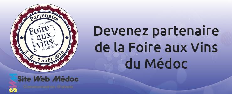 Régie : La Foire aux Vins de Lesparre-Médoc 2016